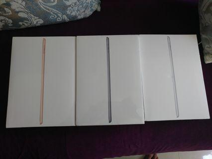 Brand New All colors iPad (6th Gen, 2018, 32GB, WiFi Only)