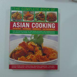 The Complete Book Of Asian Cooking - By Sallie Morris And Deh-Ta Hsuing