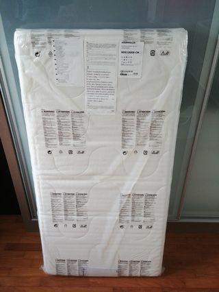 *brand new sealed* Ikea Krummelur baby mattress