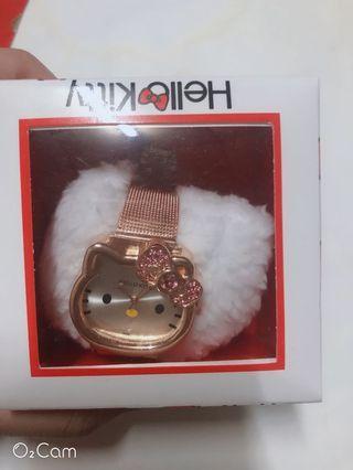 🚚 Hello Kitty 手錶