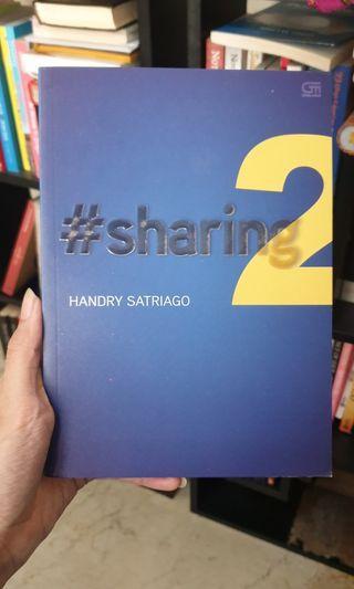 Sharing #2 by Handri Satriago