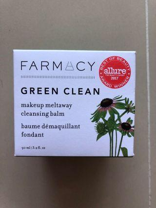 Farmacy green clean cleansing balm 卸妝膏
