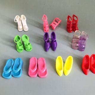 Barbie 芭比公仔鞋