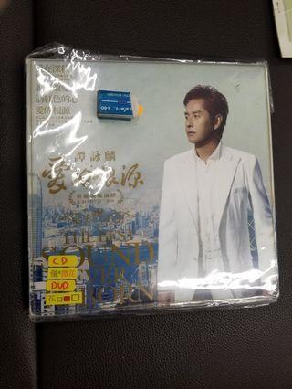 譚詠麟愛的根源cD加DVD