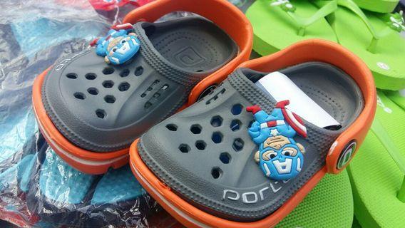 Sandal Selop Anak Pria