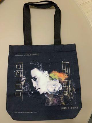 張國榮環保袋Leslie tote bag