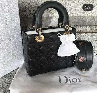 100% Authentic Lady Dior Small
