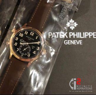 Patek Philippe 5524R-001 Calatrava Pilot Travel Time
