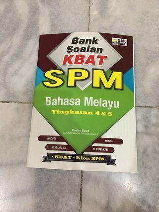 SPM BM/ KOMSAS/KARANGAN/PEMAHAMAN