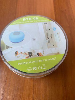 Bluetooth portable waterproof speaker BTS-06