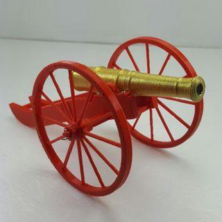 1 Pair Vintage Cannons (2 sets)