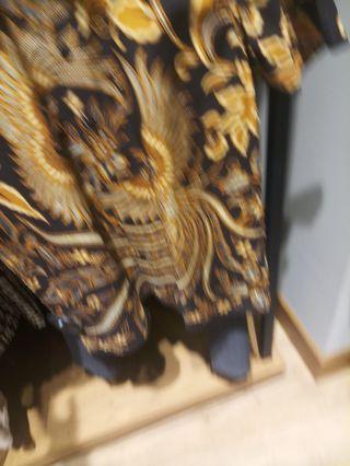 batik cap tulis asli