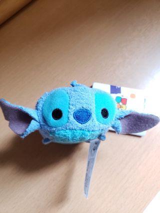 史迪仔公仔.tsum tsum 版公仔. stitch #NewbieJune19