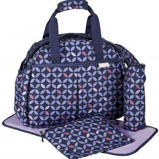 Freckles diaper/travel bag