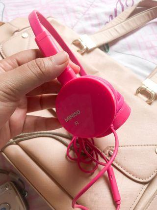 Headset miniso