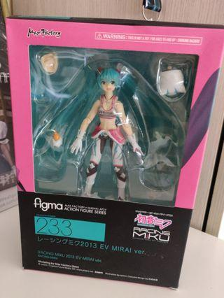 Vocaloid - Racing Miku 2013 - Figma