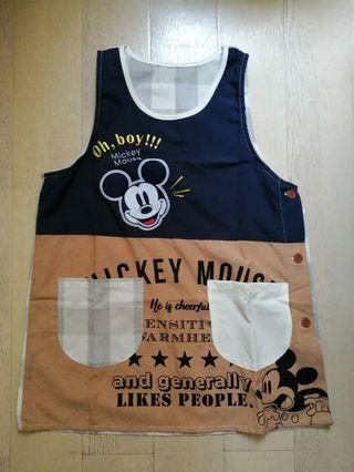 全新Disney Mickey Mouse家居服 圍裙