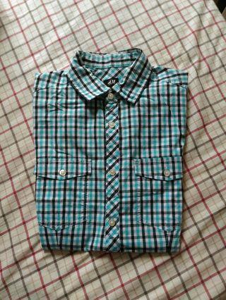 H&M 短袖恤衫