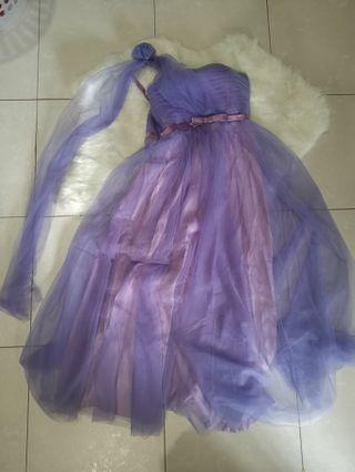 Lavender Dinner or brides maid dress #MGAG101