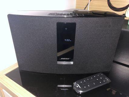 Bose sound touch 20 speaker Bluetooth