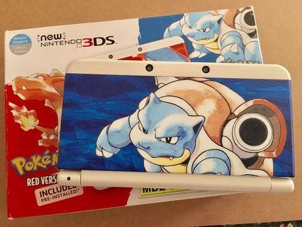 Selling pre-loved N 3DS regular (NEGOTIABLE)