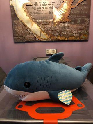 Mochipuni Giant Shark Plushy 60cm