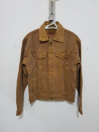 Jaket Jeans Levi's Distro