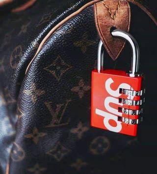 Supreme 19SS Numeric Combination Lock