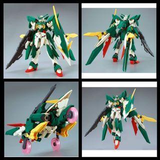 全新未砌 PB限定 HG 1/144 新生鳳凰高達 Gundam Fenice Libebta 機動戰士高達創戰者 Build Fighters 魂商店 魂Shop