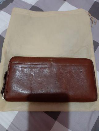 Fossil Wallet Original / Dompet Fossil