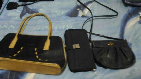 三個二手包便宜賣出 200元