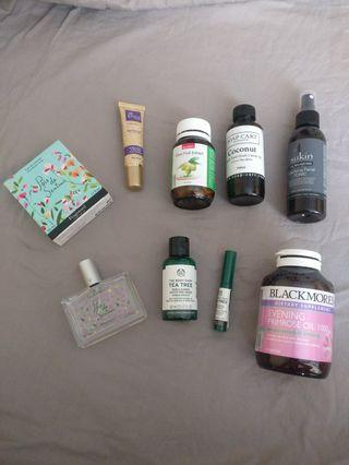 Bundle skincare + perfume #MGAG101