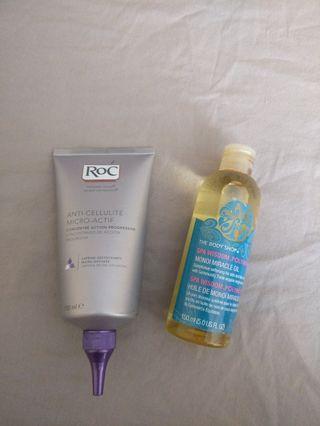 Bundle oil lotion #MGAG101