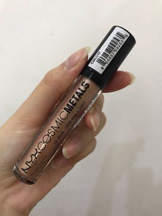 NXY Cosmic Metals Lip Cream