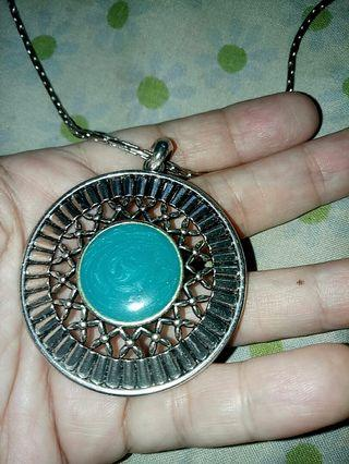 stainless steel US necklace