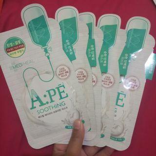 Mediheal A:PE Soothing Mask