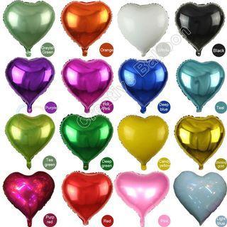 "♥️SALES♥️18"" Shape Foil Balloon"