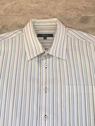 G2000 Striped Long Sleeves