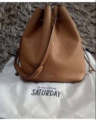 REPRICE Kate spade saturday bucket bag
