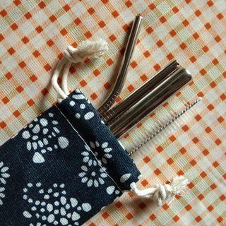Stainless straw (sedotan stainless) #healtylife #ecofrienly