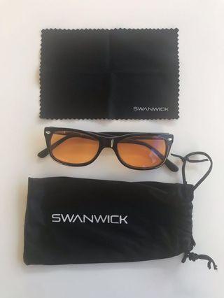 Swanwick blue blocking glasses