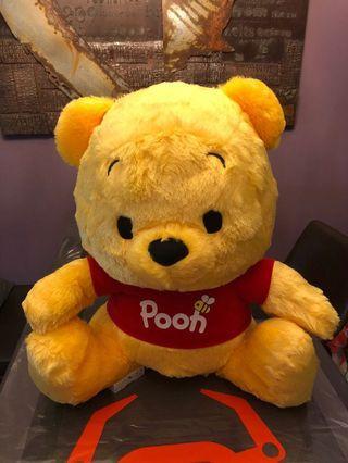 🚚 Winnie The Pooh XXL Plushy 70cm