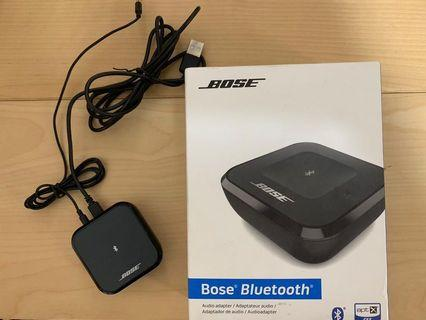 Bose 藍芽 audio adapter