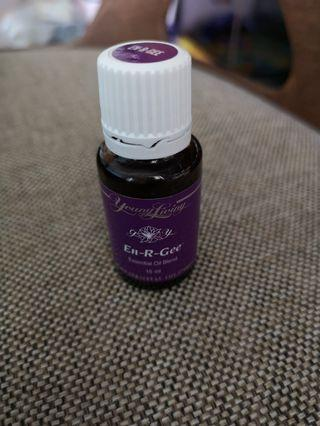 Young Living Essential Oil - En-R-Gee