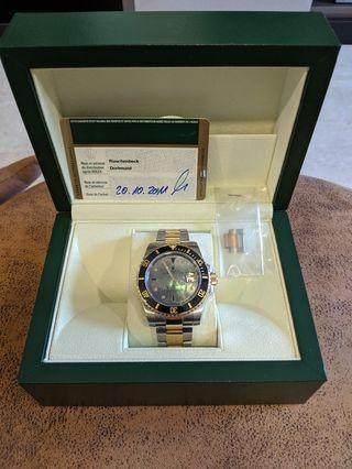 Rolex Submariner 40mm Automatic with Date