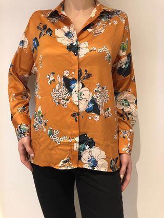 FATE+BECKER floral shirt