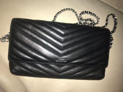 Tough Leather Bag