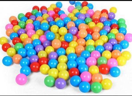 Ocean ball 100 pieces