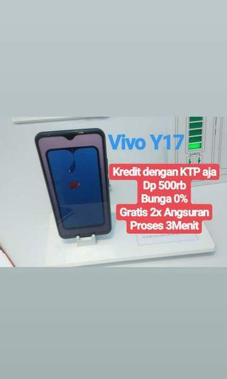 Vivo Y17 New kredit mudah dengan KTP aja