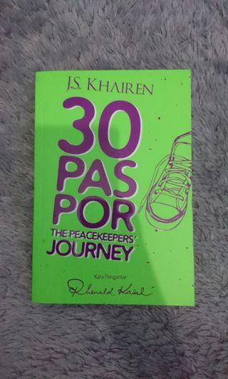 30 Paspor J.S. Khairen